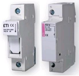 CH  VLC (Низковольтные цилиндрические предохранители/держатели/разъединители)