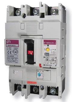 Промышленные автоматические выключатели со встроенным блоком УЗО