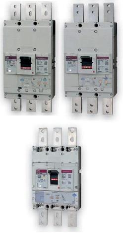 Промышленные автоматические выключатели (LE  E - серия с электронным расцепителем)