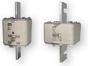 Предохранители NH (характеристика gL/gG   120kA  500V)
