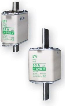 Предохранители NH (характеристика aM  120kA  690V)