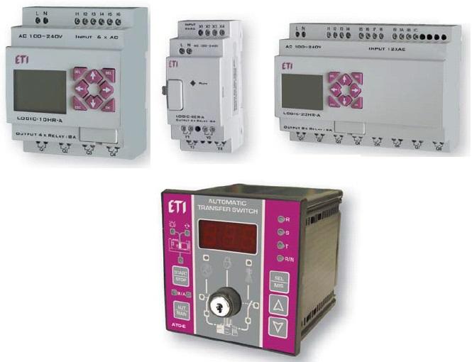 ETICONTROL (Программируемые логические контроллеры. Контроллер АВР)