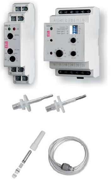Реле контроля уровня жидкости+датчики