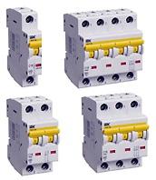Автоматические выключатели ВА 47-60 характеристика С