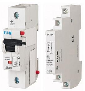 Аксессуары для автоматических выключателей PLHT