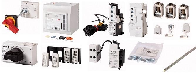 Аксессуары к автоматическим выключателям NZM