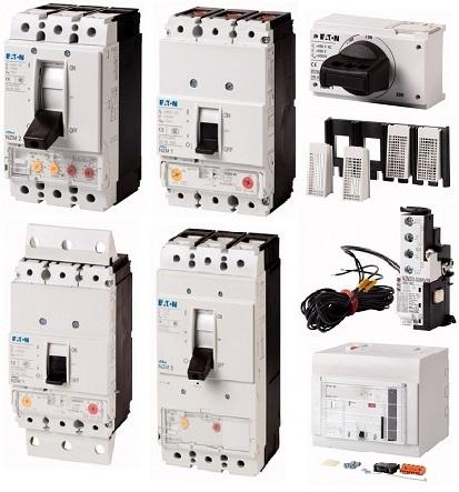 Автоматические выключатели NZM и аксессуары к ним