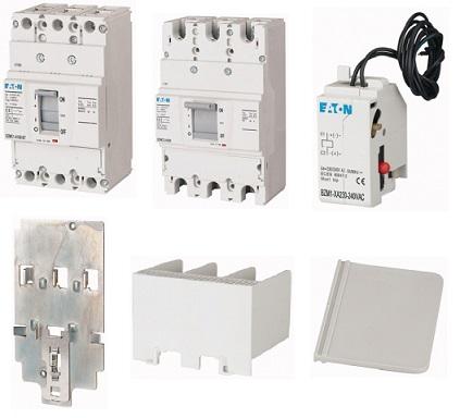 Автоматические выключатели BZMB и аксессуары к ним
