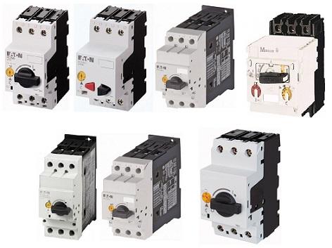 Автоматы защиты двигателей PKZMO  PKZ2  PKZM4 (MF)