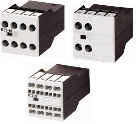 Блоки вспомогательных контактов DILA