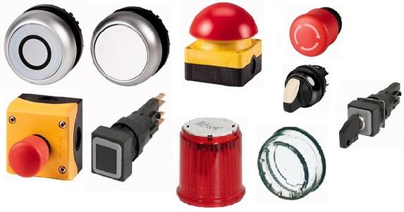 Устройства управления и сигнализации RMQ Tіtan  RMQ 22  RMQ 16  SL (MC)