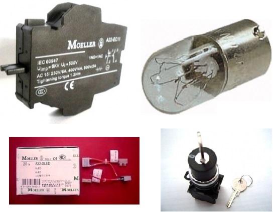 Устройства управления и сигнализации A22 (MC*)