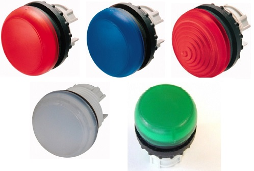 Головки сигнальных лампочек
