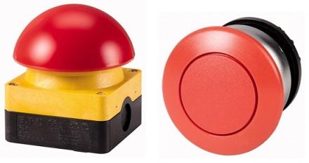 Грибовидные кнопки и выключатели