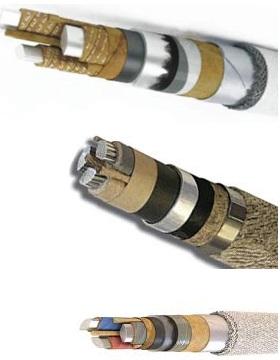 Высоковольтный кабель АСБл, ААБл, ААШв