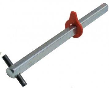 Шток удлинитель для LA1,2&LAF1,2 (200 мм)