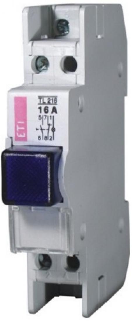 Кнопка с сигнальной лампой TL 216 (без колпачка)