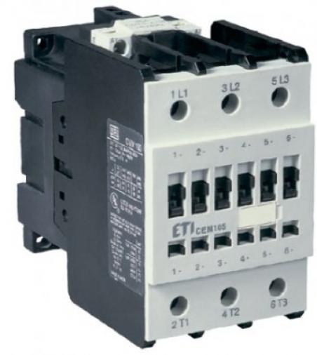 Контактор CEM 80.11 400V AC