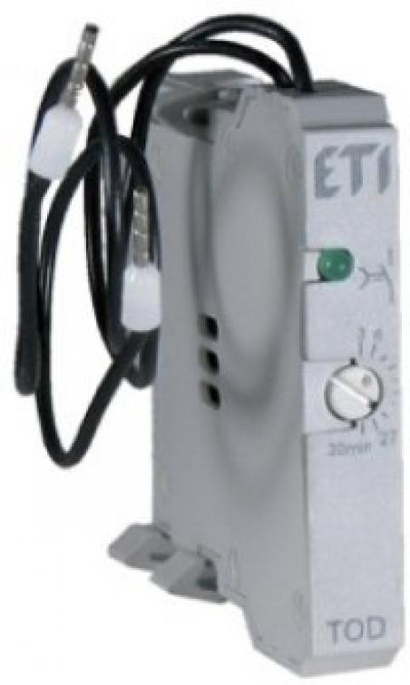 Электронн.таймер задержки TOE-100-24-240 AC/DC (10-100с задержка вкл.)