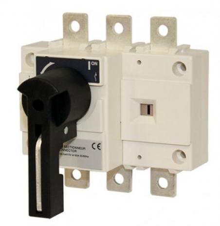 Выключатель нагрузки LBS 3P 160 (