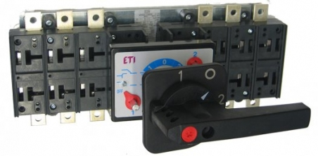 Переключатель нагрузки LA2/D 250A 4P COH