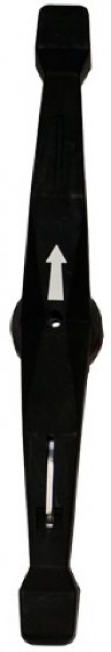 Рукоятка на корпус LBS-DH 3200/B (CO) (черн., для LBS 800-3200А...CO 2000-3200A)