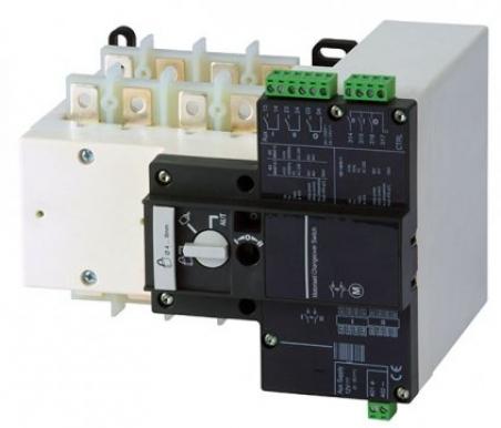 Переключатель нагрузки с мотор-приводом MLBS 63 12VDC 4P CO (