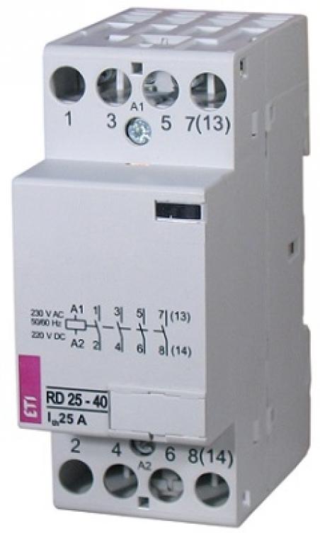 Контактор RD 25-40 (230V AC/DC) (AC1)