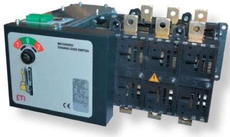 Переключатель нагрузки LA3 MO 400A 4P CO