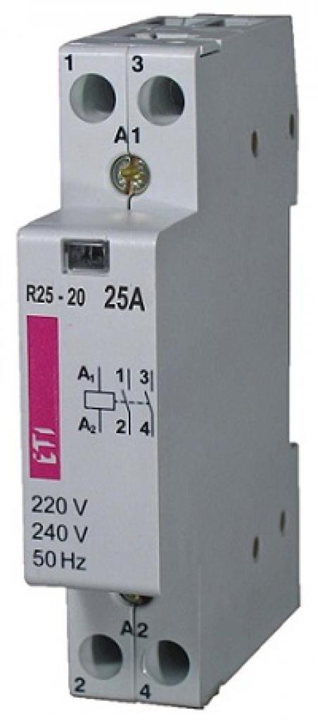 Контактор R 25-04 230V AC 25A (AC1)