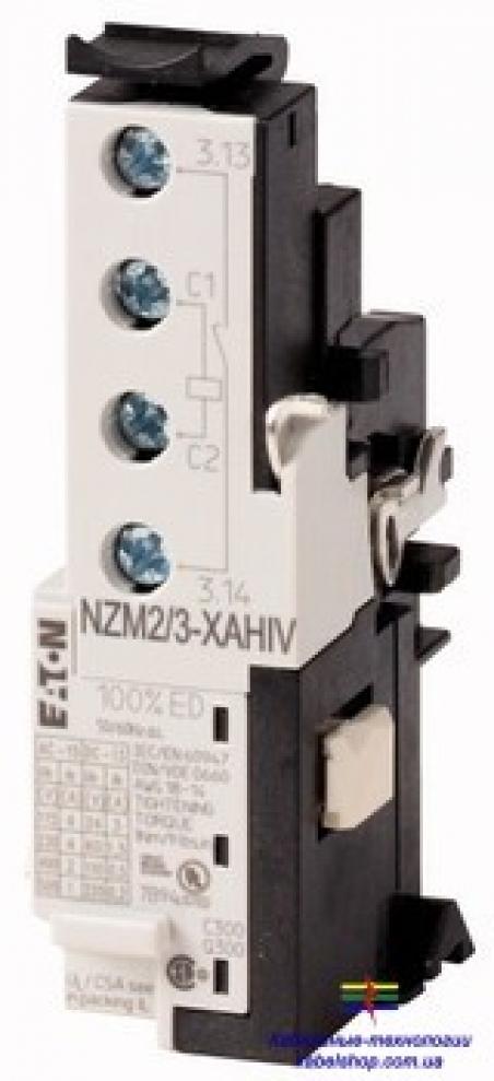 Шунтовый расцепитель с VHI для NZM2/3 NZM2/3-XAHIV12AC/DC Moeller-EATON ((MA))(259808-)