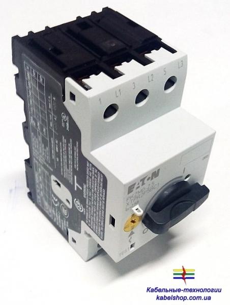 Авт.вимикач защ. двигат. PKZM0-16  Moeller-EATON(046938-)