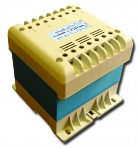 Трансформатор напряжения TRANSF EURO 1F IP20 12-24V 63VA FP