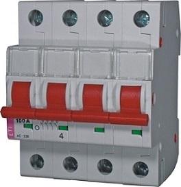 Выключатель нагрузки SV 463  4р 63А