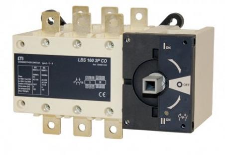 Переключатель нагрузки LBS CO 3P 250 (