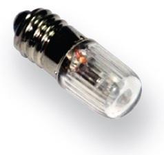 Лампа E10 230V