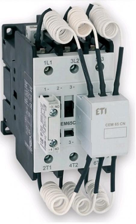 Контактор CEM 65CN (60kvar_440V/50кВар_380V)