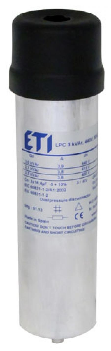 Конденсаторная батарея LPC 2,5kVAr (440V)