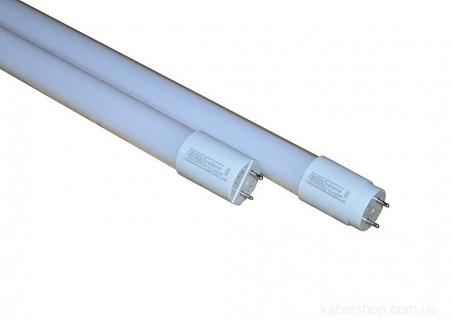 Лампа светодиодная трубчатая LED L-1200-6400K-G13-18w-220V-1500L GLASS (TNSy, ТНСи)