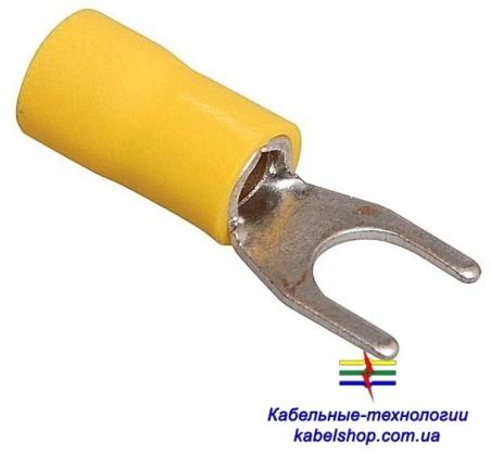 Наконечник НВИ5.5-4 вилка 4-6мм (SVS5.5-4)