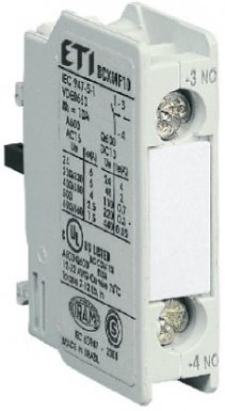 Блок-контакт BCXMFRE 01 (1NC) (фронт. с запаздыванием)