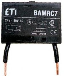 Фильтр RC  BAMRCE8  (50-127V AC)