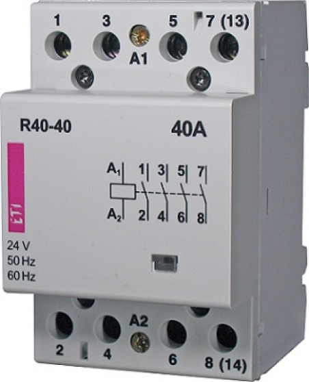 Контактор R 40-04 230V AC 40A (AC1)