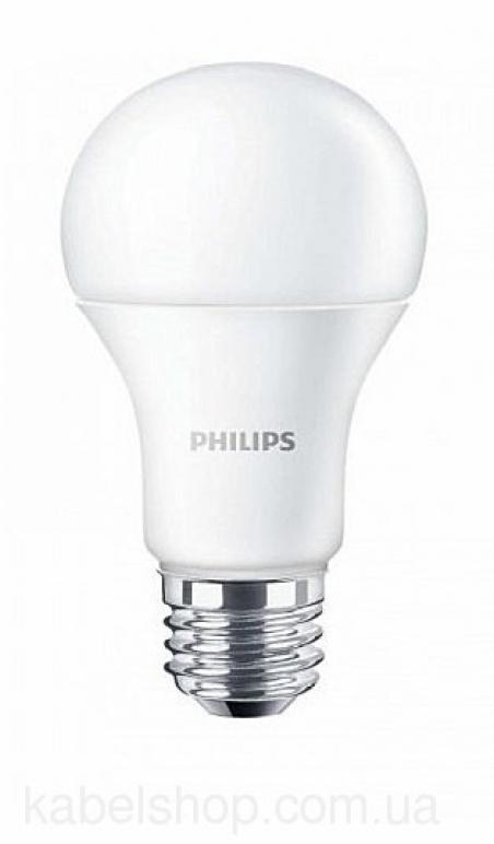 Лампа светодиодная LEDBulb 14.5-120W 3000K 230V A67 APR E27(Philips)