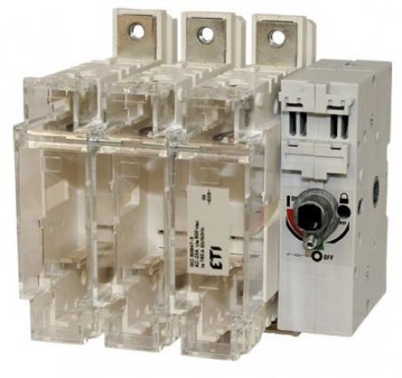 Разъединитель нагрузки под предохранители FLBS 160 3P (