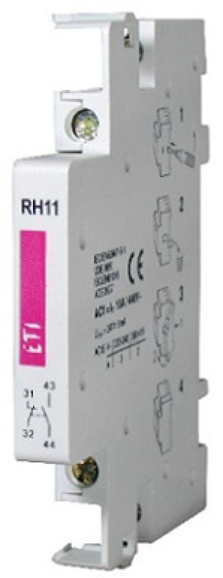 Блок-контакт RH 11 (1NO+1NC) (для типа R)