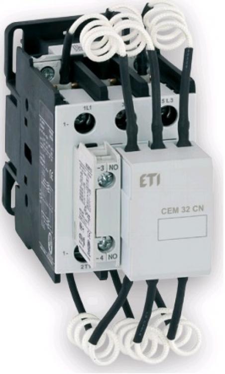 Контактор CEM 32CN (30kvar_440V/25кВар_380V)