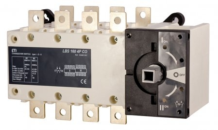 Переключатель нагрузки LBS CO 4P 250 (