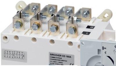 Соединительный мостик LBS-BR1600 1P CO (для LBS 1600 CO 3P/4P )