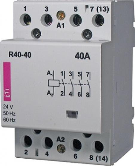 Контактор R 40-31 230V AC 40A (AC1)